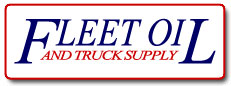 Fleet Oil Logo Logo
